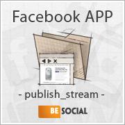 Az okleveles alkalmazások lelke: publish_stream – Fejlesszünk saját Facebook alkalmazást