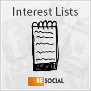 Vadonatúj szolgáltatás a Facebookon: Interest Lists