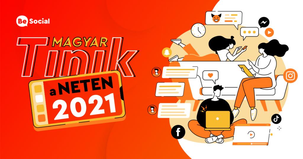 Magyar Tinik a Neten 2021